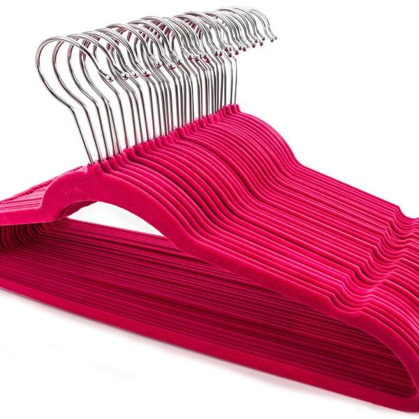 Pink Velvet Hanger sub