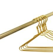 gold aluminum hangers 2